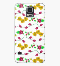 Floral - Bougainville Case/Skin for Samsung Galaxy