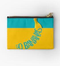 GO BANANAS Studio Pouch