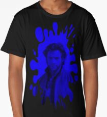 Hugh Jackman - Celebrity (Dark Fashion) Long T-Shirt