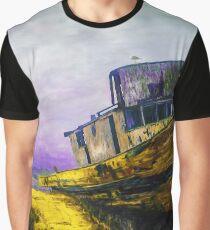 Laid Aground Graphic T-Shirt
