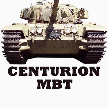 Centurion MBT V2 by rynoki