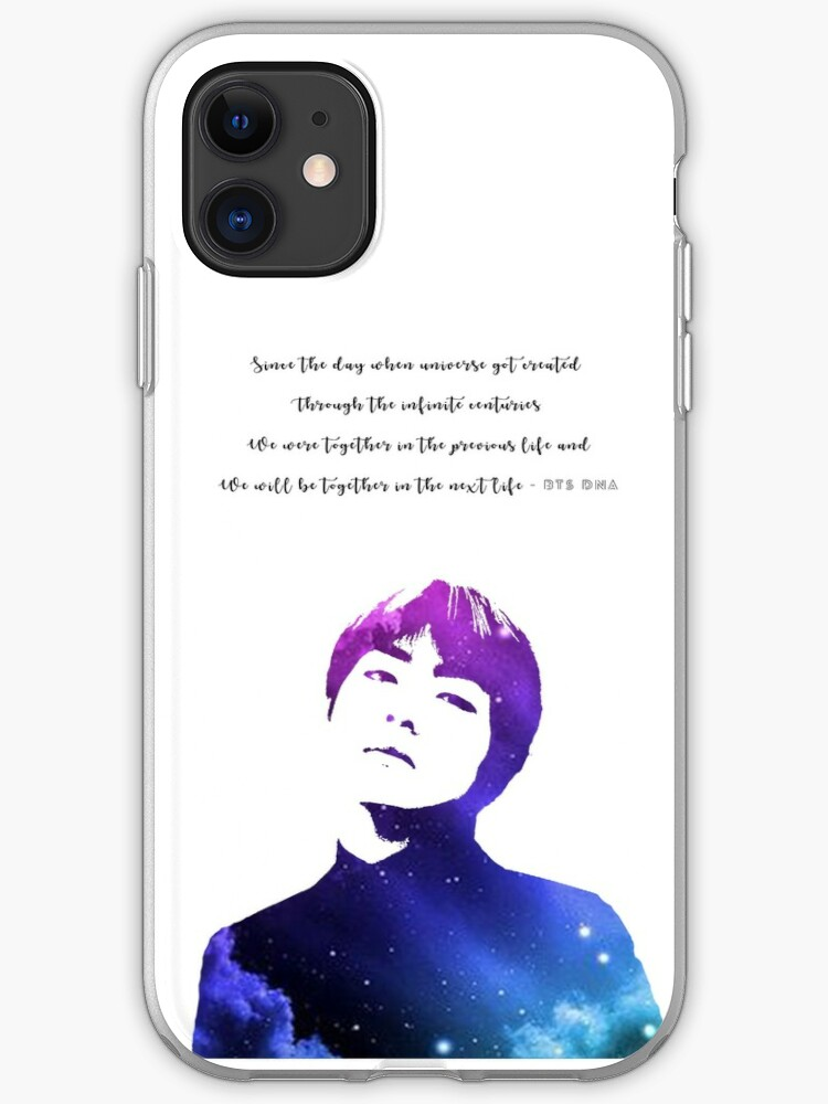 BTS This Is My DNA iphone case