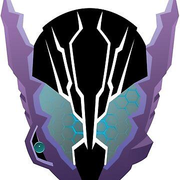 Kamen Rider Rogue by AzzyFox