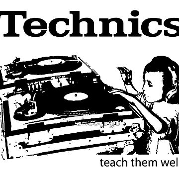 technics by LisaHarrison25