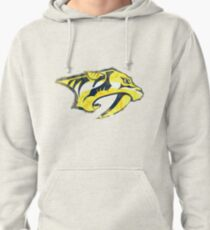 Preds Watercolor Pullover Hoodie