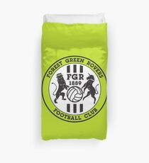 Forest Green Rovers FC Duvet Cover