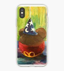 Sorcerer Mickey Gourmet Apple iPhone Case