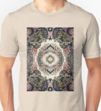 Fractal Typography Unisex T-Shirt