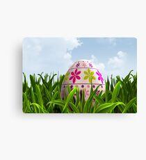 Giant Easter Egg Canvas Print