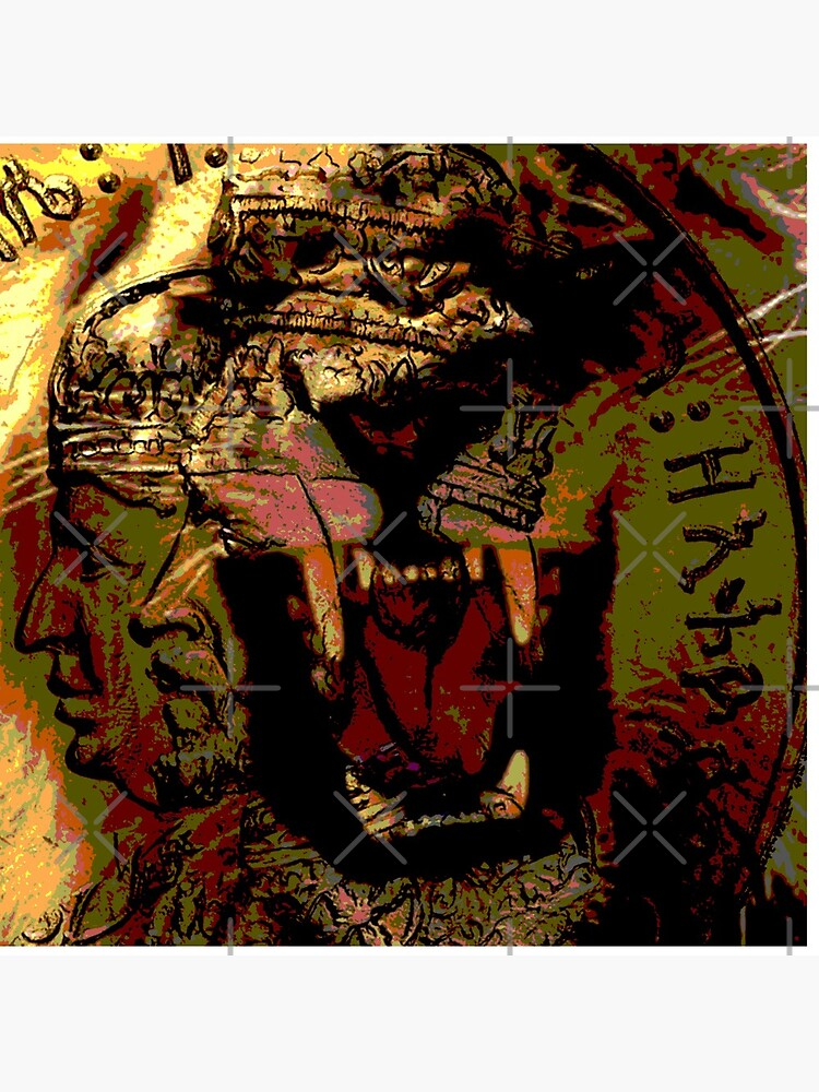 Jah Rasta Lion Power by rastaseed