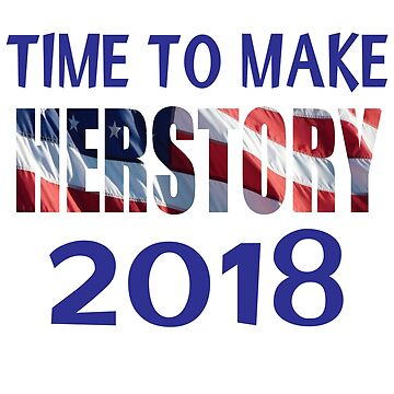 TIME TO MAKE HERSTORY - 2018 by hjsportsed