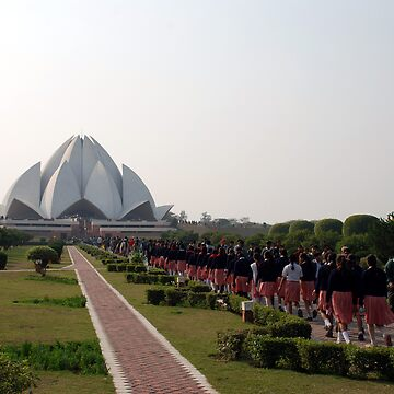 lotus temple by sudha