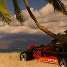 Dune Buggy in Hawaii by Victoria DeMore