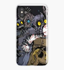 Ghouls iPhone Case
