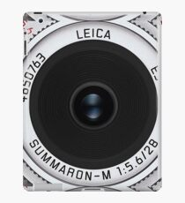 Leica Summaron-M Lens Photography - Leica Camera iPad Case/Skin