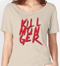 killmonger Women's Relaxed Fit T-Shirt