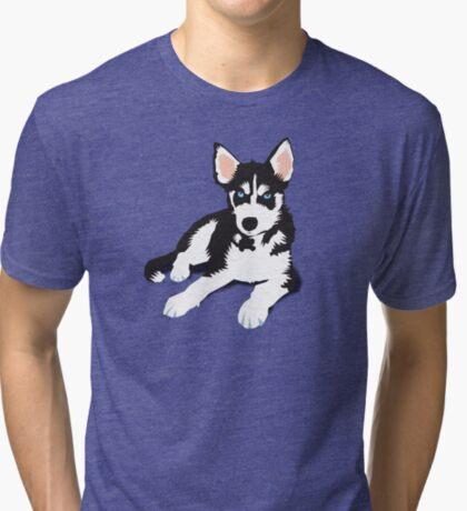 husky Tri-blend T-Shirt