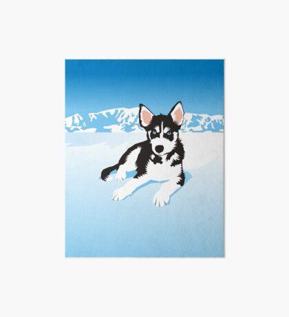 husky Art Board