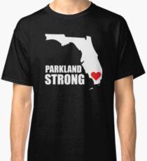 Parkland Strong Tshirt Florida Strong douglas strong msd strong marjory stoneman douglas Tshirt #parklandstrong #floridastrong Support and Protest Tshirt Classic T-Shirt