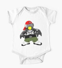 Swagg Penguin One Piece - Short Sleeve