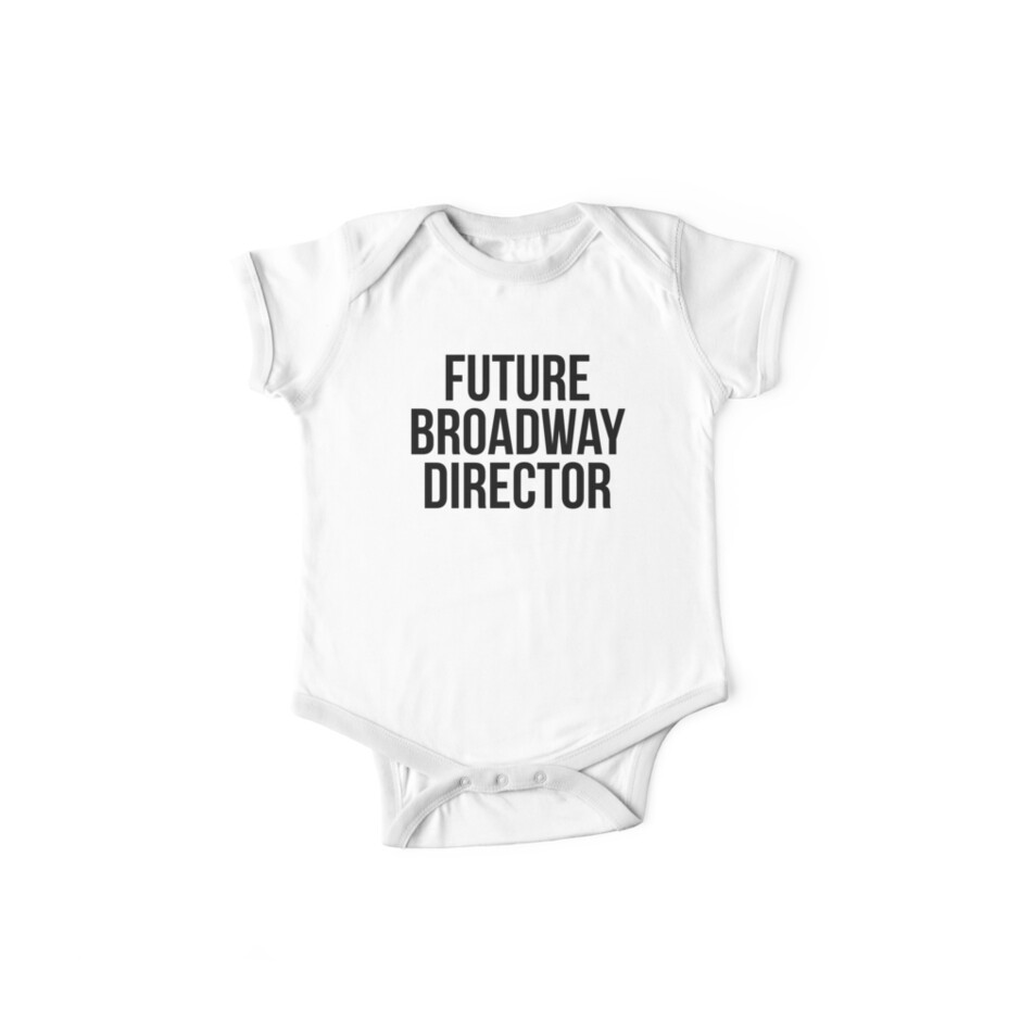 Future Broadway Director by Mkirkdesign