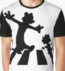 walking on abbey road Graphic T-Shirt