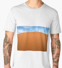 Sahara Desert at sunrise Men's Premium T-Shirt