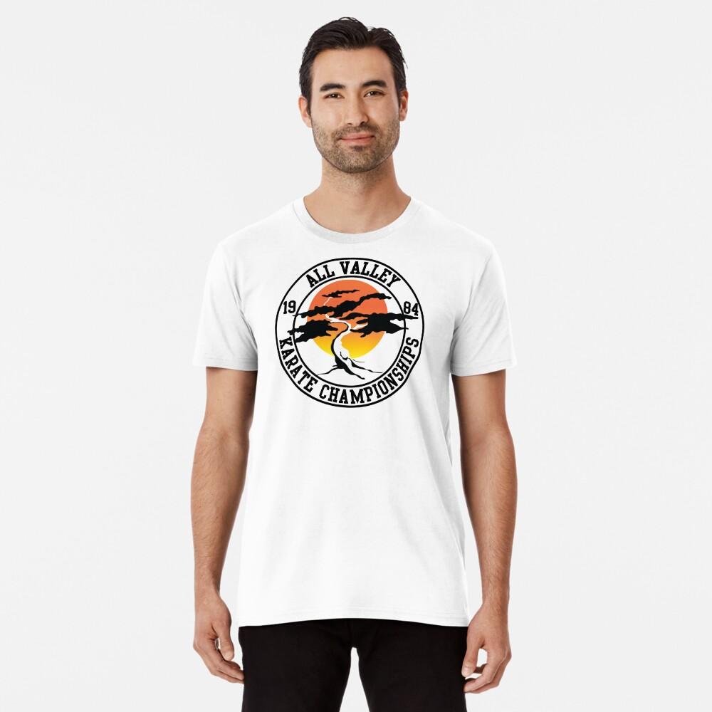 Die Karate Kid - All Valley 1984 Karate Meisterschaften Premium T-Shirt