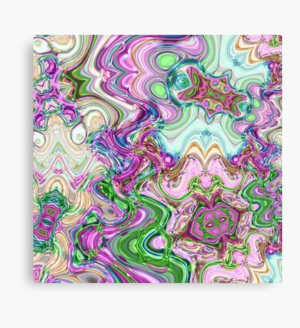 Transcendental Abstracts Canvas Print