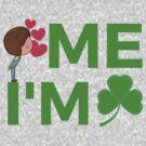 Design Day 47 - Kiss Me I'm Irish - February 16, 2018 by TNTs