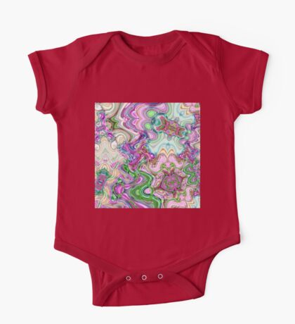 Transcendental Abstracts Kids Clothes