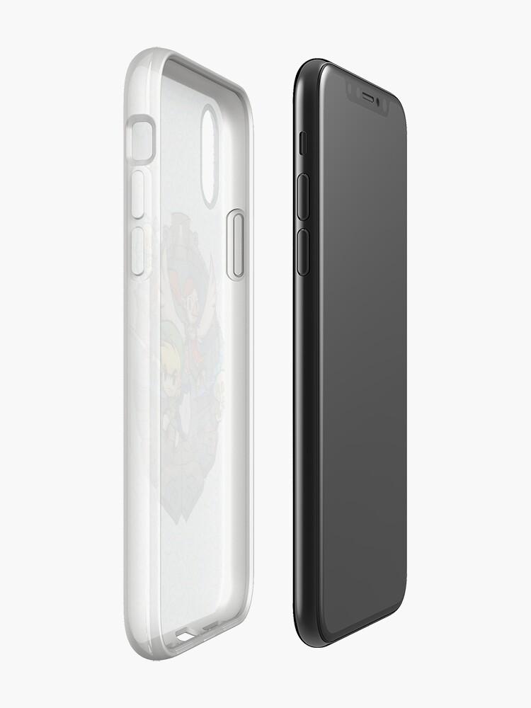 Alternative Ansicht von Zelda Wind Waker Erdtempel iPhone-Hüllen & Cover