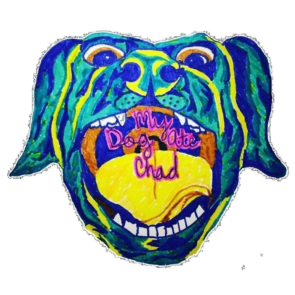 My Dog Ate Chad - Logo by mydogatechad