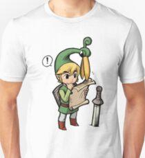 the legend of zelda minish cap T-Shirt