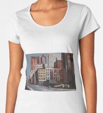 NYC Women's Premium T-Shirt