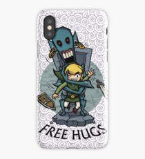 Zelda Wind Waker FREE HUGS  iPhone Case/Skin