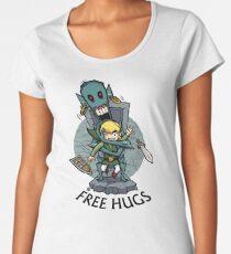 Zelda Wind Waker FREE HUGS  Women's Premium T-Shirt