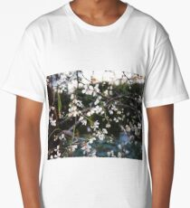 Blossoms Long T-Shirt
