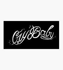Lil Peep - Crybaby Photographic Print