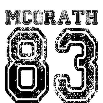 McGrath '83 by ainsiibabes