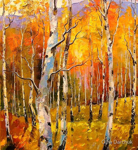Birch by Olyha