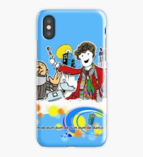 4 and Co iPhone Case/Skin