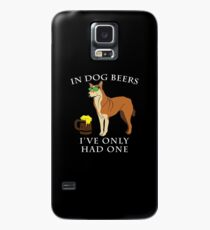 Chinook Ive Only Had One In Dog Beers Year of the Dog Irish St Patrick Day Case/Skin for Samsung Galaxy