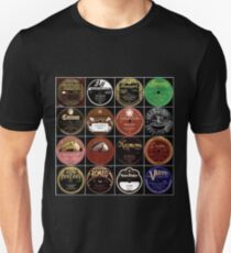 Vintage Records Unisex T-Shirt