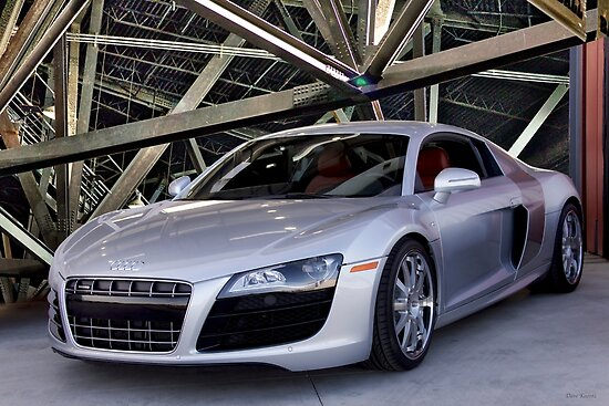 2017 Audi R8 V10 U0027Sports Coupeu0027 I By DaveKoontz