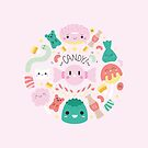 Candy by harugraphic