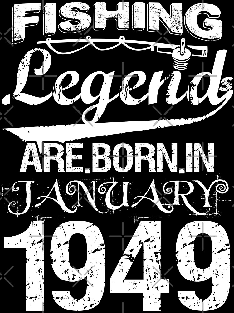 Fishing Legends Are Born In January 1949 by wantneedlove