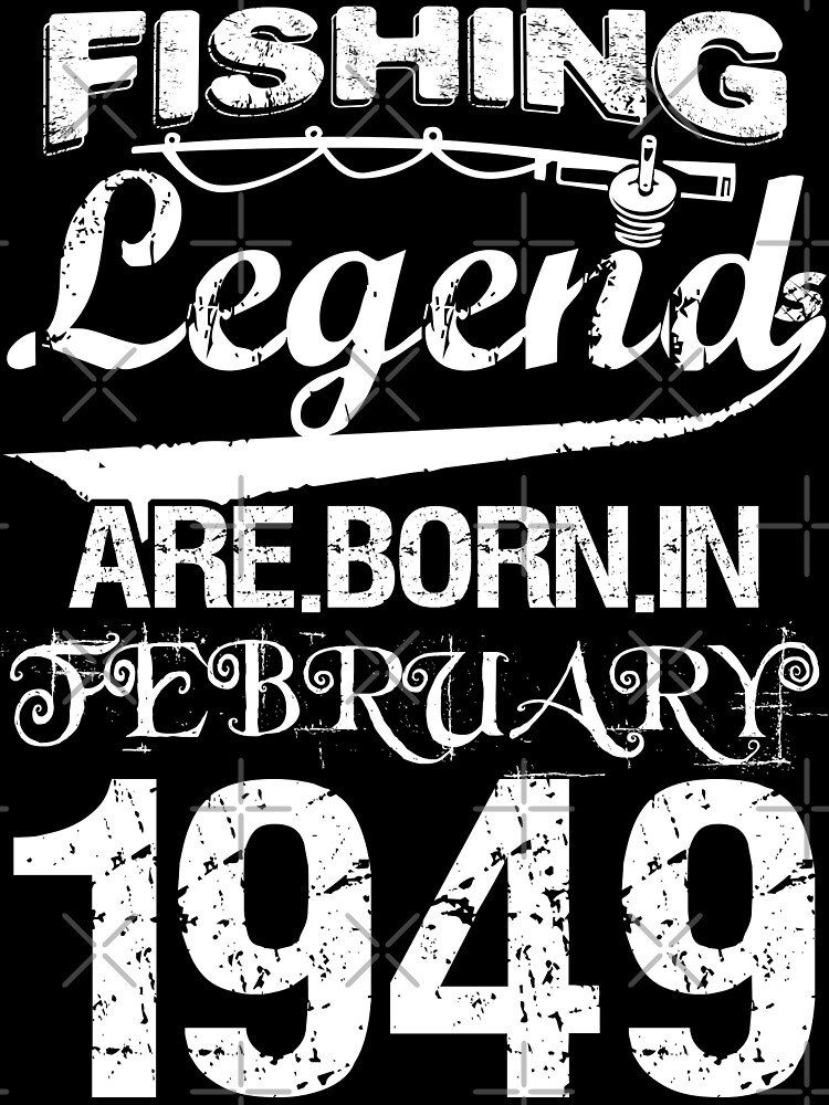 Fishing Legends Are Born In February 1949 by wantneedlove
