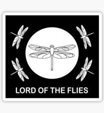 Lord of The Flies Sticker