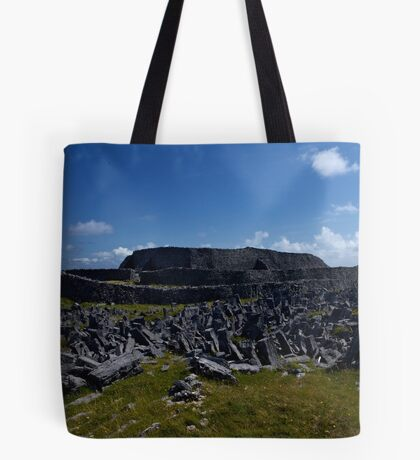Dun  Aengus Fort, Inishmore, Aran Islands   Tote Bag